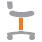 Кресло геймерское Hexter (Хекстер) XL BLACK/GREY - фото gazlift_2.jpg